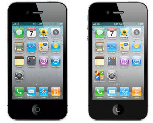 differences between at&t gsm iphone 4 and verizon sprint cdma iphone 4