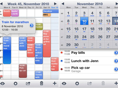 recover deleted calendar items from iphone