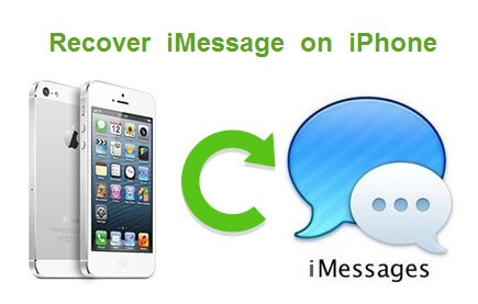 how to recover iphone imessages