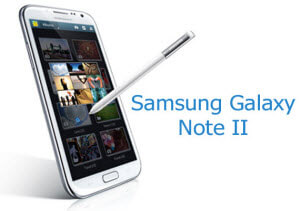 recover photos, videos from Samsung Galaxy Note 2