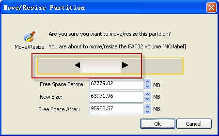 split windows partition