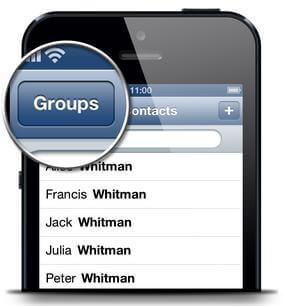 delete whatsapp duplicate contacts iphone