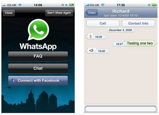 free extract iphone whatsapp chats